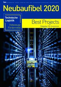 """Neubaufibel 2020 """"Best Projects"""" Cover (Bildcredit: Neubaufibel 2020 Titelbild /HUSS-MEDIEN)"""