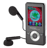 "auvisio MP3- & Video-Player ""MyBeat.mini"" fuer microSD-Karten"