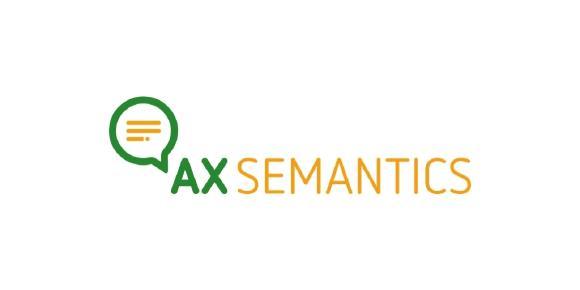 AX Semantics Content Automation