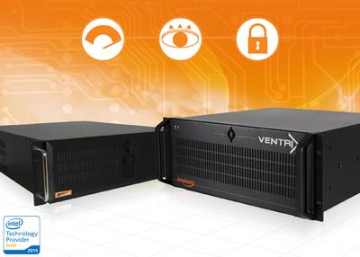 Amplicon introduces 4th generation Ventrix and Impact-R rackmount industrial PCs