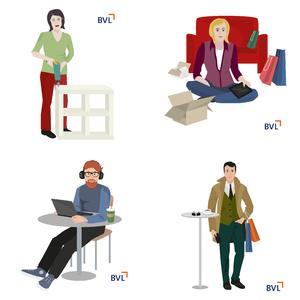 Welcher Logistiktyp sind Sie – Do-it-yourself, Flatrate, Klassik oder Lifestyle?