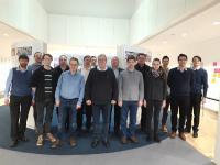 Zusammenkunft aller Projektmitarbeiter zur Kick-off-Veranstaltung des FASS-Projekts (© TU Ilmenau)