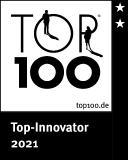 Ausgezeichnet als Top-Innovator 2021