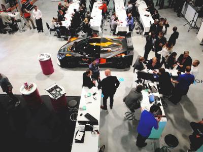 Ein Eindruck der B-CON - Innovation Expo 2017