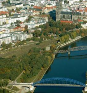 Exklusive Wohnlage an der Elbe