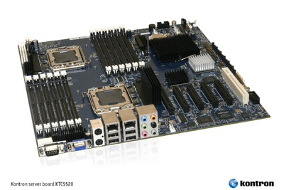 Kontron asserts presence in server board market