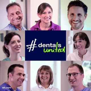 #dentalsunited - From right now back to business
