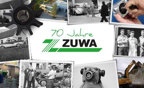 70 Jahre ZUWA