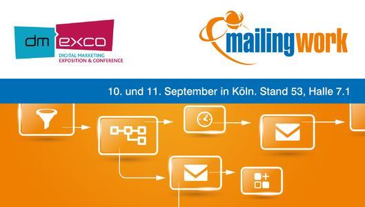 mailingwork auf dmexco 2014