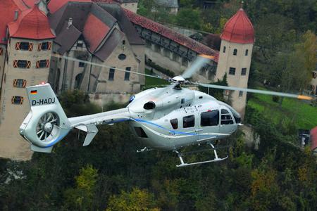 EC145 T2  (Photo: Eurocopter)