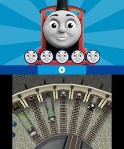 Der TV-Kinderklassiker jetzt auch für 3DS: Thomas und deine Freunde