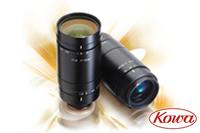 "High resolution FA lenses - new Kowa SC series 1"" 6 megapixel"