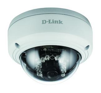 HD Outdoor Vandal Proof PoE Dome Kamera DCS-4602EV