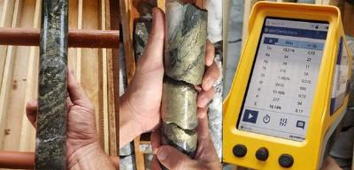 Meridian Mining Drills Strong Sulphide Mineralization At Its Cabaçal VMS Copper-Gold Project