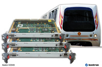 Bombardier Transportation continues to integrate Kontron embedded computing technology