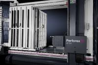 Die neue Perforex MT bietet zahlreiche Verbesserungen – bei der Maschinen-Hardware und bei der Integration in digitalisierte Prozesse entlang der Wertschöpfungskette