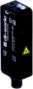 Laser-Lichttaster mit Hintergrundausblendung - LHT 81