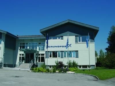 Zentrale Grundfos in Österreich Martin Palsa (Foto: Grundfos GmbH)