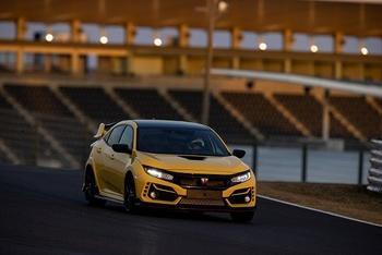 Neuer Rundenrekord für den Civic Type R Limited Edition