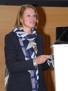 Professor Dr. Petra Ratka-Krüger, Universität Freiburg, Deutschland