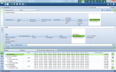 Screenshot Corporate Planner