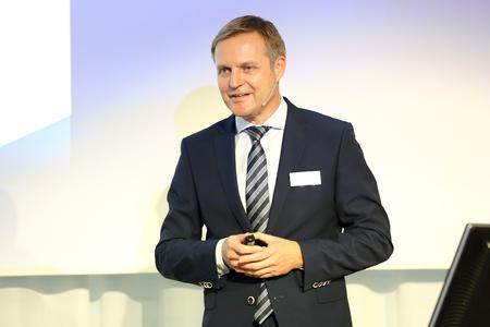 Thomas Bachmaier, Geschäftsführer think project! / © Stefan Obermeier
