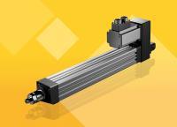 Die Exlar®-Elektrozylinder sind wartungsarm und kompatibel zu Pneumatik