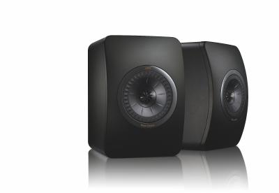 KEF LS50 – Special Black Edition