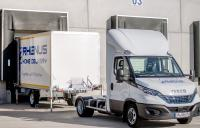 Rhenus Home Delivery relies on Dock'n'Deliver - 1,500 kilograms with a BE driving licence