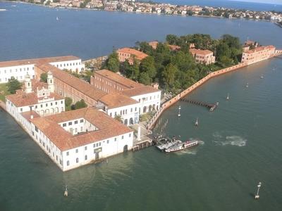 Insel San Servolo, Venedig