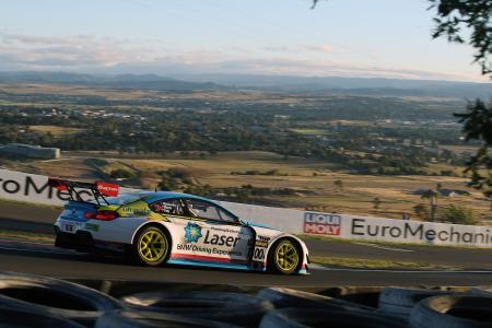 #100 BMW M6 GT3, BMW Team SRM, Bathurst 12 Hour