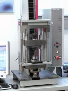 Zwick spring testing machine