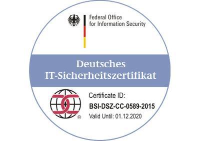 BSI-Zertifikat