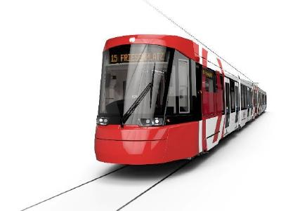 Cologne Public Transport Authority commissions Alstom and Kiepe Electric to supply 64 trams