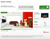 Sharp startet Green Home Web-Kampagne in Europa