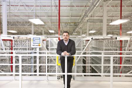 Yannick Schilly, Vice President Product Supply NAFTA und Chief Operating Officer (COO) Festo Corporation / Foto: Festo