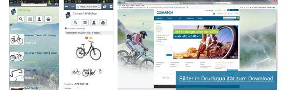 Online Märkte erobern - Moderner Webshop wichtig