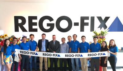 REGO-FIX AG grows and expands in Asia