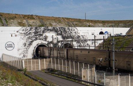 Eurotunnel. Foto: Eurotunnel