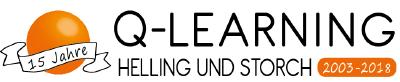 15 Jahre Q-LEARNING | HELLING UND STORCH