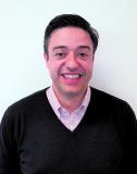 Der 43-jährige Carlos Rivera ist zuständig für die neue Nabtesco-Niederlassung in Stuttgart