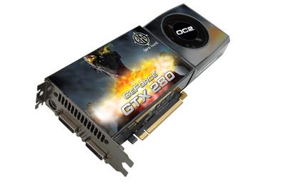 BFG Technologies kündigt übertaktete GeForce GTX 280 OC2(TM) und OCX(TM) Grafikkarten an
