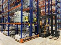 OQEMA warehouse Son