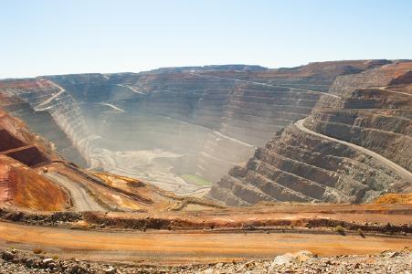 Die Super Pit-Mine; Quelle: Depositphotos