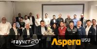 Raynet and Aspera: One Vision, One Solution
