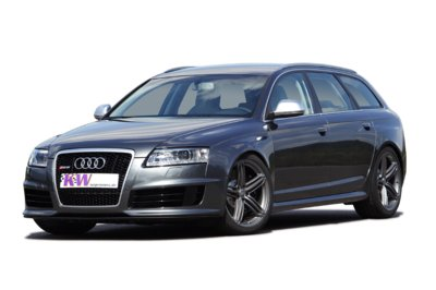 KW suspensions product: Height adjustable spring set for the Audi RS6 Avant