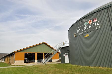 Energiegewinnung aus Gülle und Festmist. Ab dem Frühjahr 2014 wird MT-Energie eine  75-kW-Biogasanlage für das Landwirtschaftliche Bildungszentrum Echem errichten