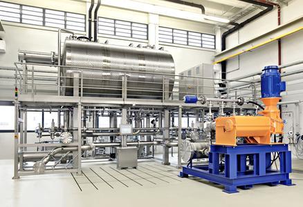 Neuer Pumpenprüfstand für Prozessdosierpumpen