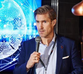 Torgrim Takle, CEO