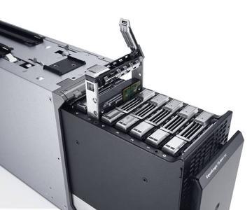 Dell stellt erste Speicher-Blade-Arrays und integrierte Datacenter-Lösungen vor